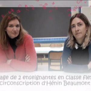 Témoignage de 2 enseignantes de CP- école Rousseau