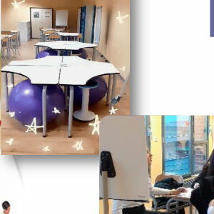 Classe flexible au lycée professionnel Savary-Ferry d'Arras