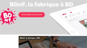 BDNF – LA Fabrique à BD