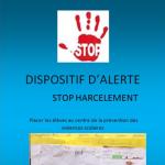 """Dispositif """"stop harcèlement"""": placer les élèves au cœur de la prévention des violences à l'école"""