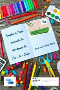 Semaine de l'école maternelle 2021